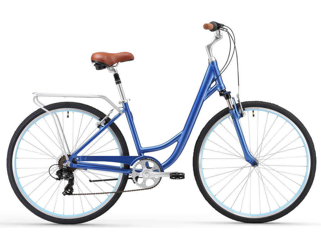 sixthreezero Body Ease Women's 7-Speed Comfort Bike