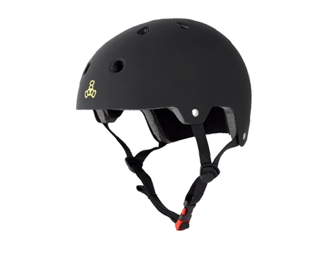 Triple Eight Brainsaver Helmet Black