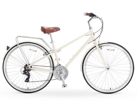 A/O Maya 21-Speed Hybrid Commuter Bicycle