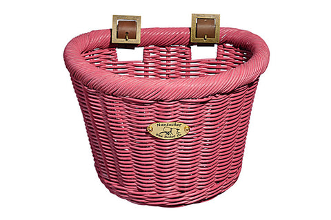 Nantucket Gull & Buoy Collection Front Wicker Baskets - Child Size