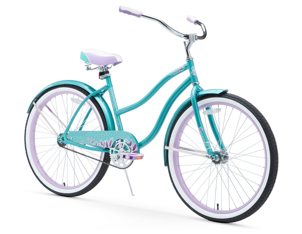 Huffy Good Vibrations Women\'s Cruiser Bike | Beachbikes