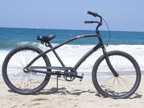 "Firmstrong CA-520 Alloy 3 Speed - Men's 26"" Cruiser Bike"