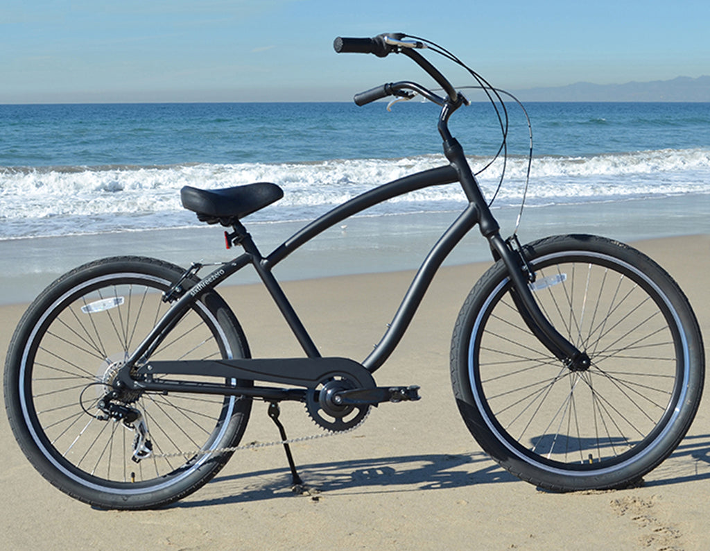 sixthreezero EVRYjourney - Men's 26-Inch 7-Speed Sport Hybrid Cruiser Bicycle