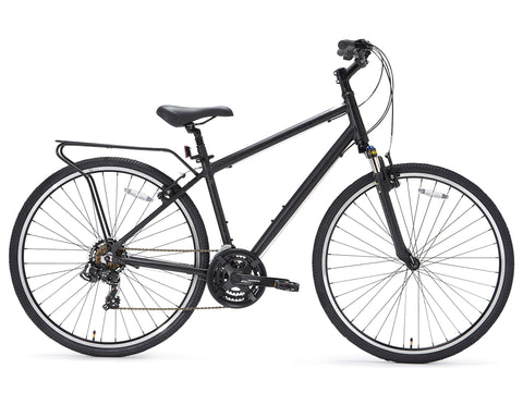 sixthreezero Pave N' Trail - Men's 21 Speed Hybrid Bike