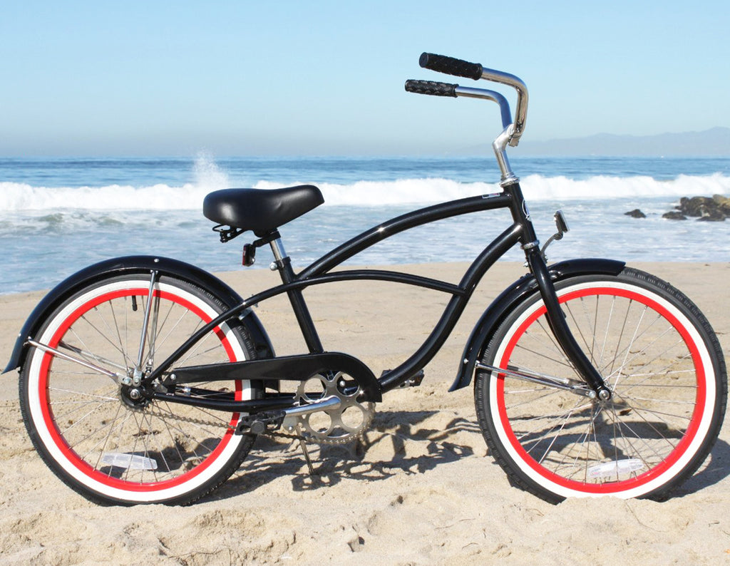 "Firmstrong Urban Boy 20"" - Beach Cruiser Bicycle"