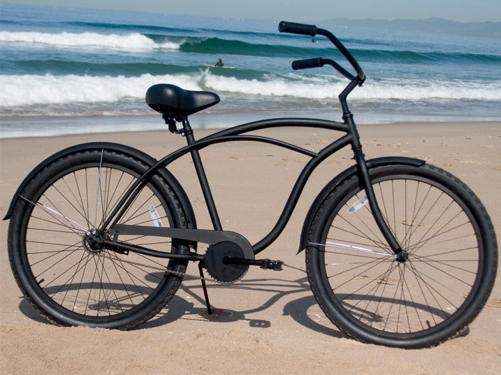 "Beachbikes TheSTRAND - Men's 26"" Beach Cruiser Bike"