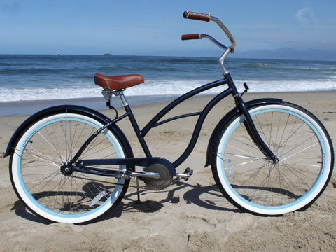 "sixthreezero Classic Edition Single Speed - Women's 26"" Beach Cruiser Bike"