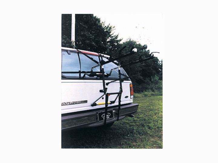 Allen 4 Bike Rack w/ Separators