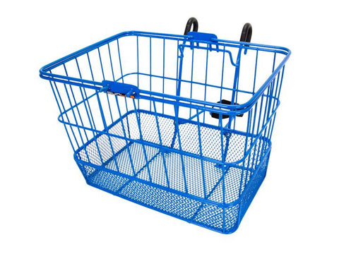 SunLite Lift-Off Mesh Bottom Wire Bicycle Basket
