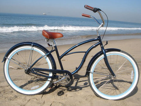 "sixthreezero Classic Edition 3 Speed - Women's 26"" Beach Cruiser Bike"
