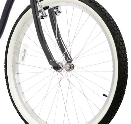 "26"" Firmstrong 7 Speed Rims"