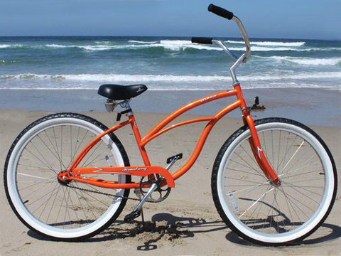 Women S Beach Cruiser Bicycles Beach Bikes