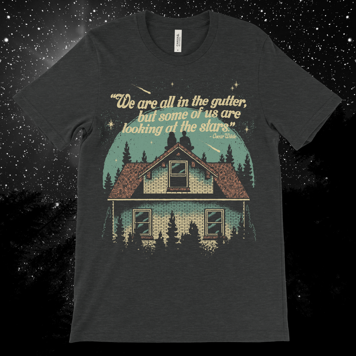 At The Stars Unisex Tee (60% OFF)