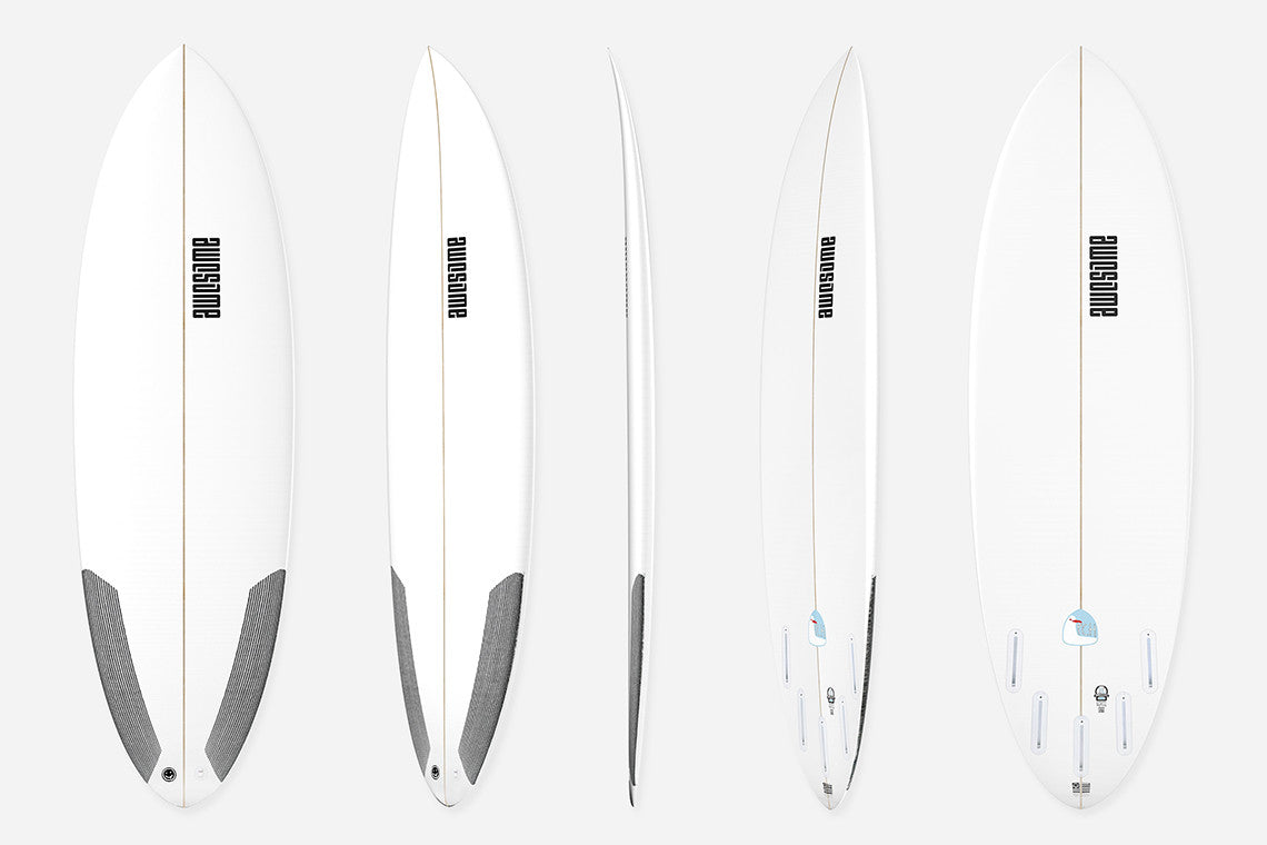 PCH • Awesome Surfboards