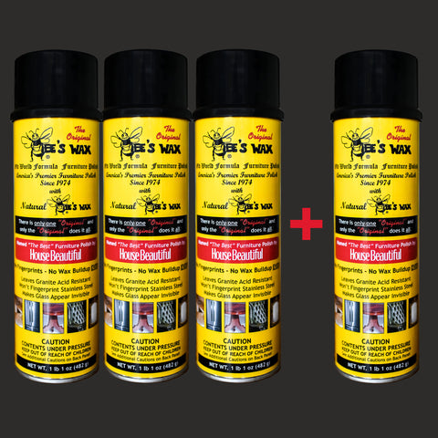 The Original Bee's Wax Old World Formula Furniture Polish > Buy 3, Get 1 FREE > SHIPPING INCLUDED