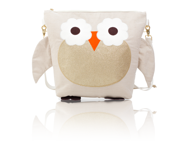 Convertible Crossbody + Backpack - Bella