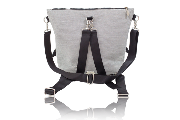 Convertible Crossbody + Backpack - Chili