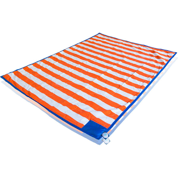 "Brilliant Blanket: ""Limited Edition"" Game Day - Orange/Blue"