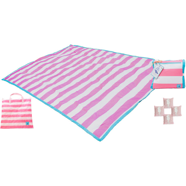 Brilliant Blanket: Cabana Collection - Cabana Pink