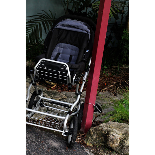 Anti-Theft Buggyguard Stroller Lock