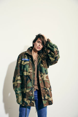 Unisex M-65 Military Jacket (Deadstock)
