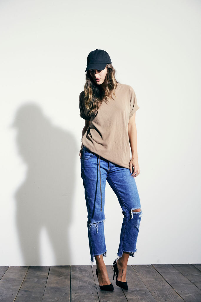 Women's Relaxed Fit Denim