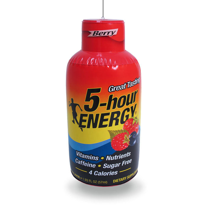"24"" Inflatable 5-hour ENERGY® Bottle"