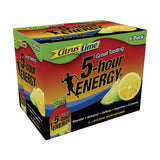 5-hour ENERGY® REGULAR STRENGTH CITRUS LIME