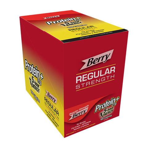 5-hour ENERGY® REGULAR STRENGTH BERRY PROTEIN