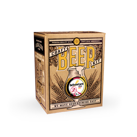Craft a Brew - Hefeweizen Brewing Kit