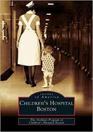Childrens hospital book