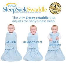 Sleep sack swaddle