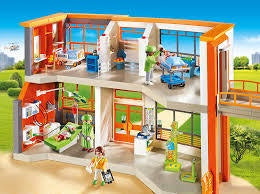Playmobil Childrens Hospital
