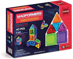 magnaformers 40 pc set