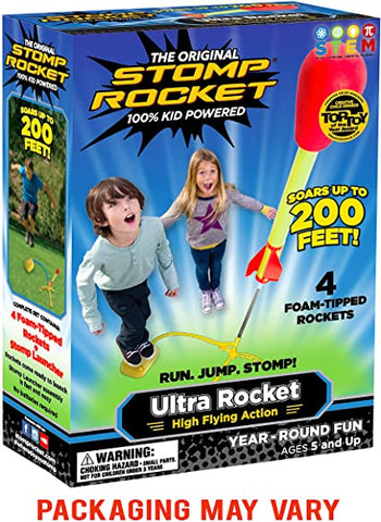 Stomp Rocket 200 ft