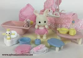 Calico Critters Sophies Love  & Care set