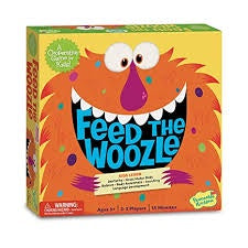 FEED THE WOOZLE GAME