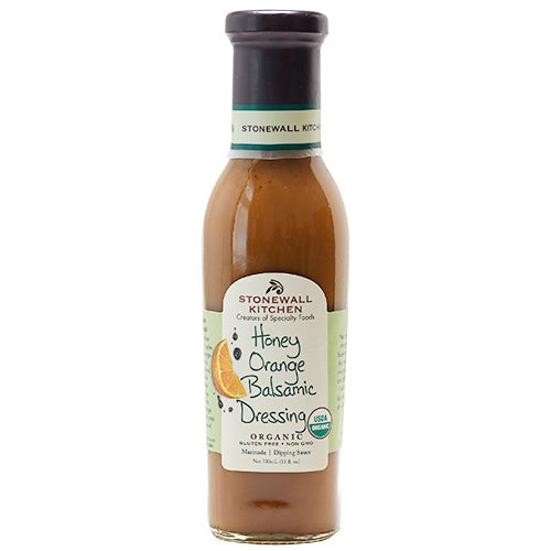honey orange balsamic dressing