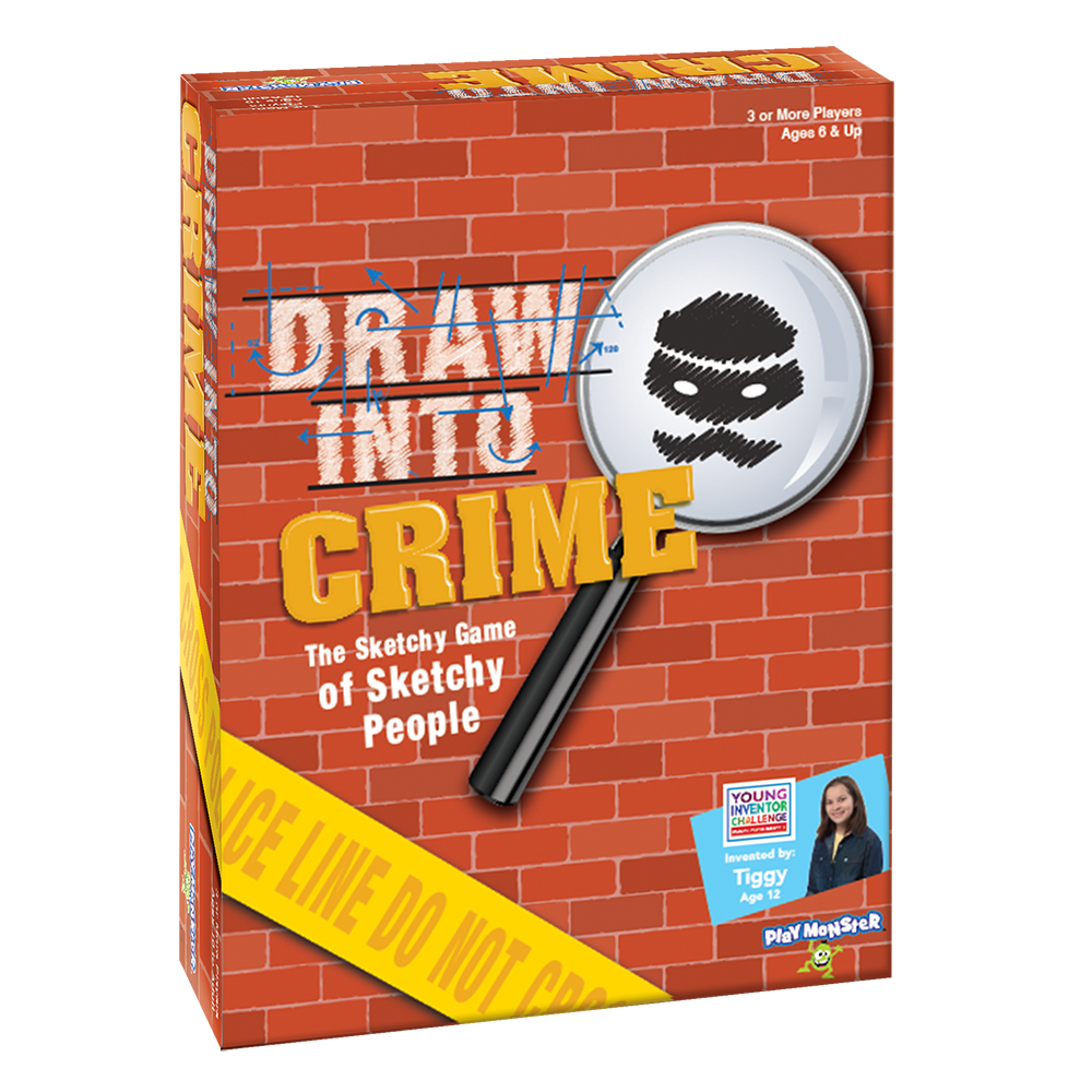 Draw into Crime Game