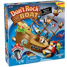 Dont rock the Boat