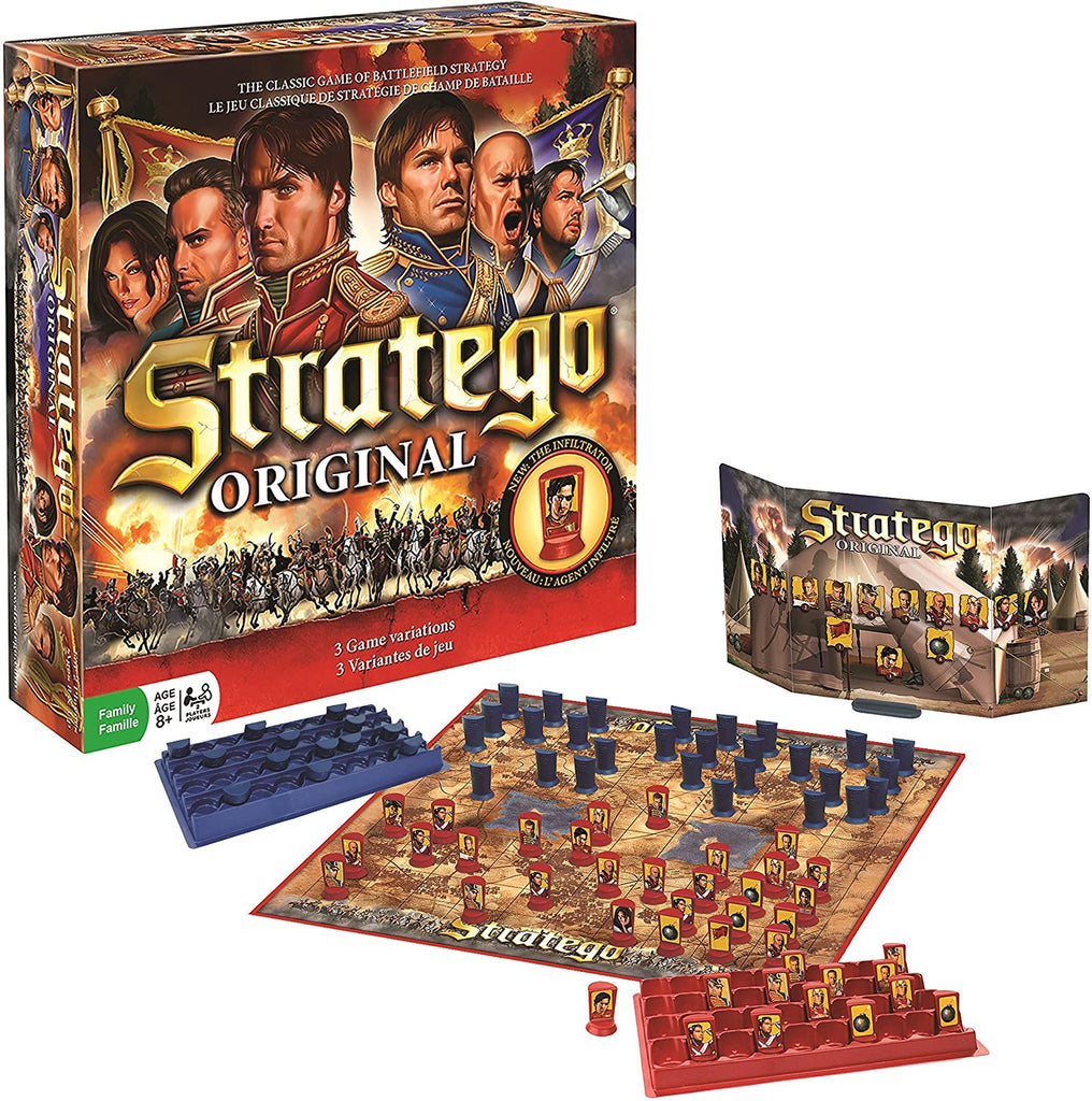Original Stratego Game