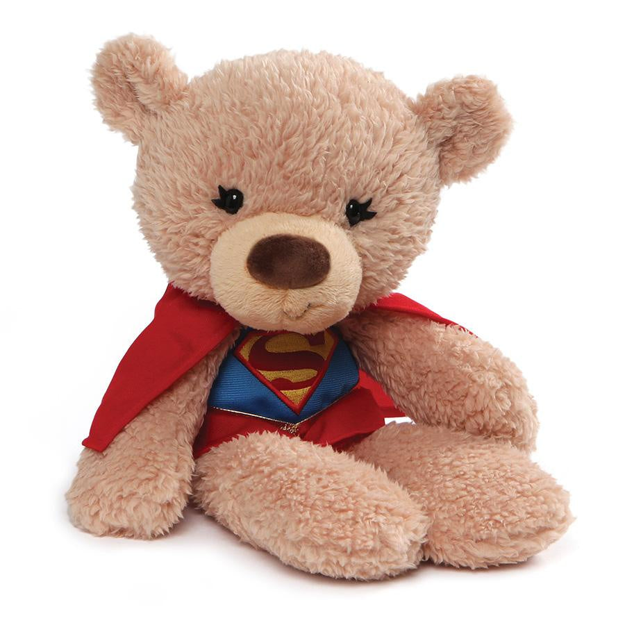 Fuzzy Bear Supergirl