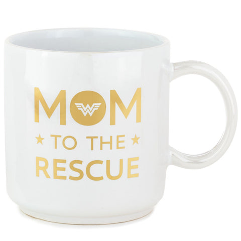 MUG SPRHR MOM TO RESCUE