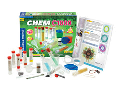 Chem C1000 Thames and Kosmos Lab Rat Gifts