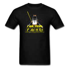 I am your father star wars t-shirt from lab rat gifts