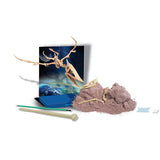 """Dig A Dinosaur Skeleton: Pterosaur"" - Science Kit  - LabRatGifts - 3"