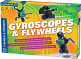 """Gyroscopes & Flywheels"" - Science Kit  - LabRatGifts - 1"