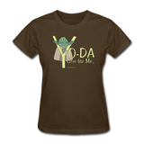 """Yo-Da One for Me"" - Women's T-Shirt brown / S - LabRatGifts - 4"