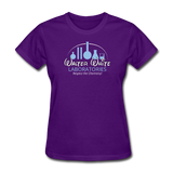 """Walter White Laboratories"" - Women's T-Shirt purple / S - LabRatGifts - 3"