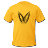 Chaos Theory T-Shirt gold / S - LabRatGifts - 5